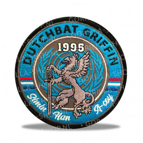 Patch Dutchbat Griffin