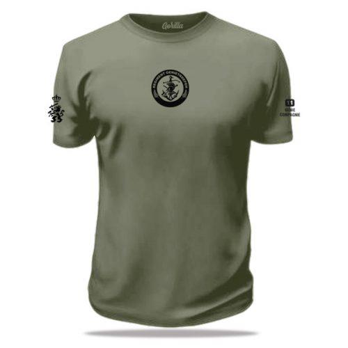 Genie T-shirt en Regiment Genietroepen