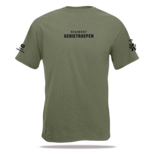 T-shirt pantsergenie en Genie