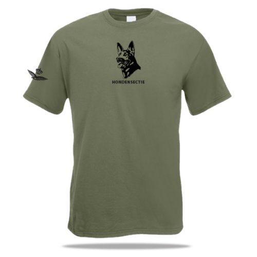 T-shirt Hondensectie CLSK