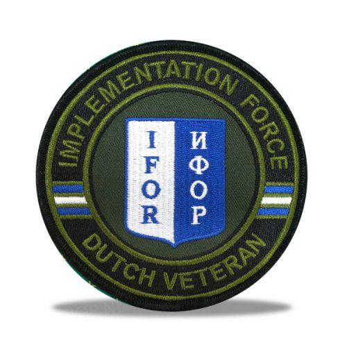 Badge IFOR Bosnië