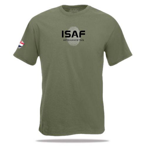 T-shirt ISAF