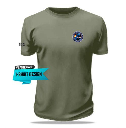 bedrukt t-shirt JISTARC