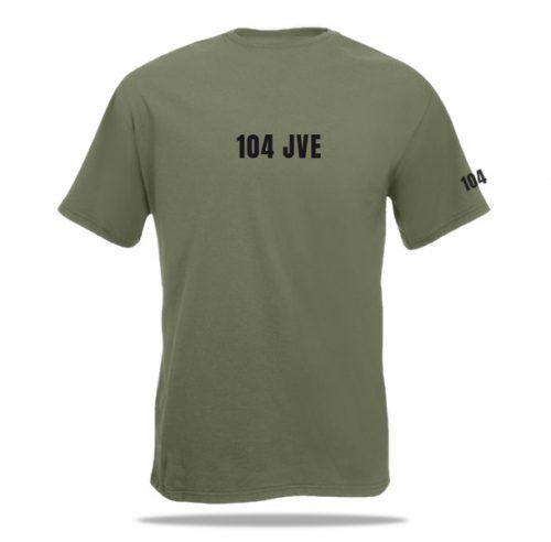 T-shirt JISTARC