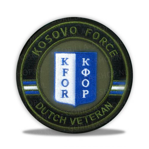 KFOR Patch