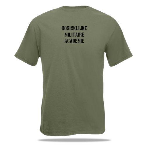 T-shirt KMA Defensie