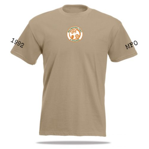 Missie T-shirt MFO Sinai