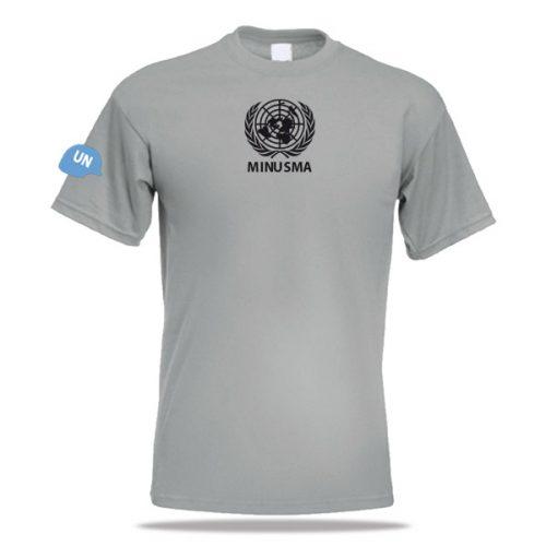 Voorzijde Mali - Minusma Premium t-shirt