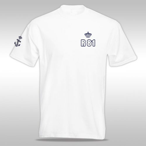 Karel Doorman VLIEGDEKSCHIP t-shirt