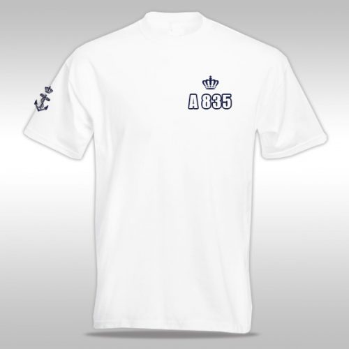 T-shirt A835 Poolster