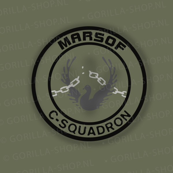 Marsof, special operations t-shirt