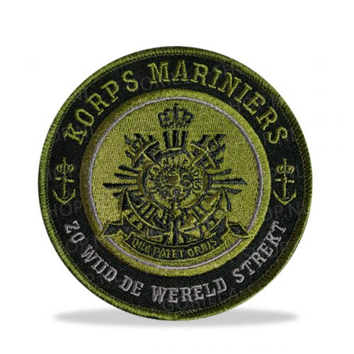 Korps Mariniers - Patch
