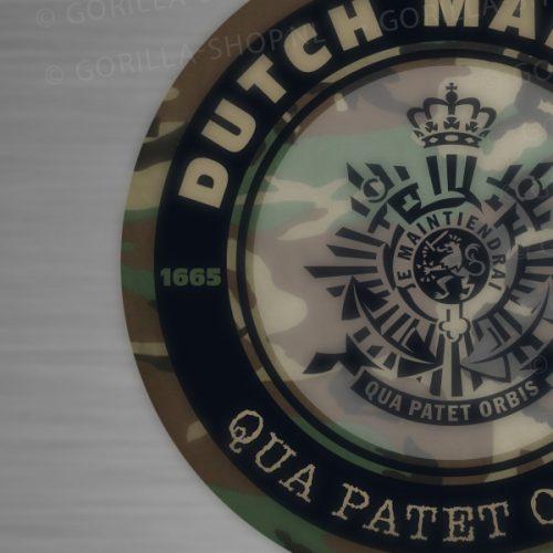 Marinier sticker