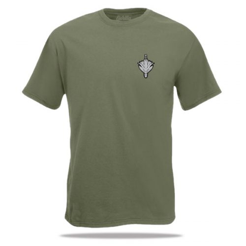 T-shirt Militaire Administratie