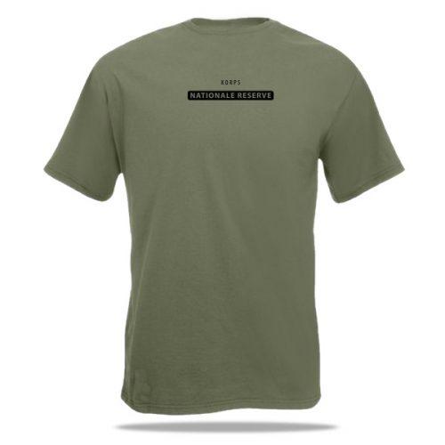 Basix t-shirt Natres, Nationale Reserve