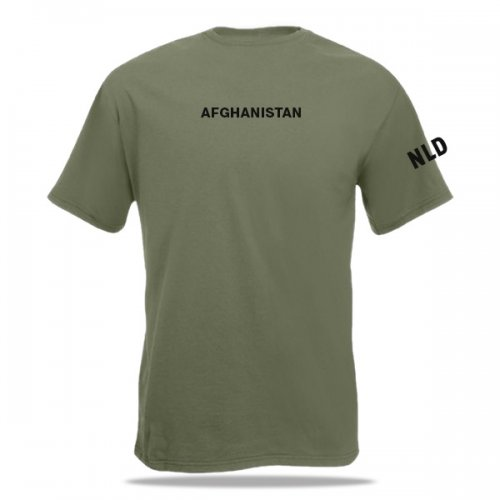 t-shirt Operation Enduring Freedom