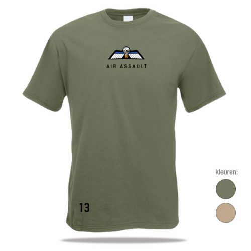 PARA t-shirt wing
