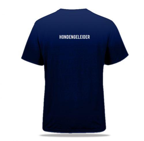 T-shirt hondengeleider