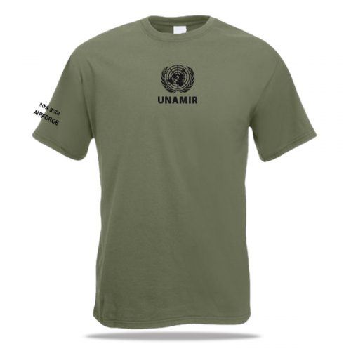 UNAMIR t-shirt