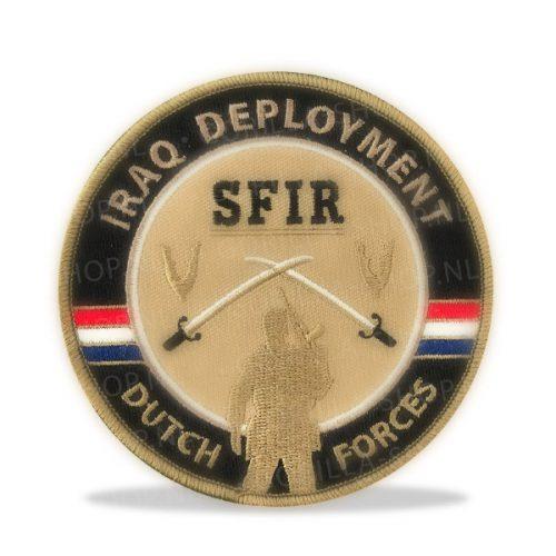 Patch SFIR (Irak missie)
