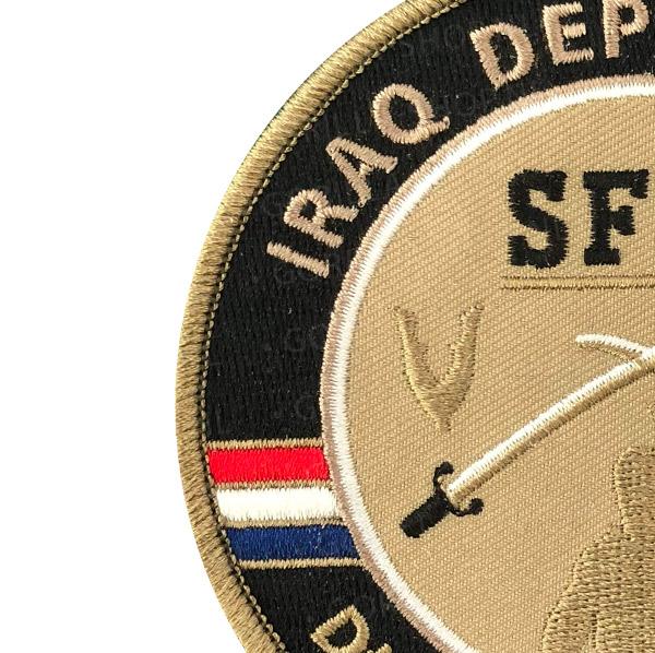 patch Irak missie (SFIR)