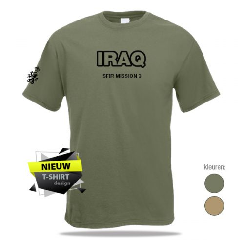 defensie t-shirt