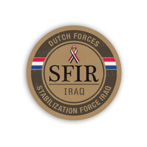 SFIR sticker