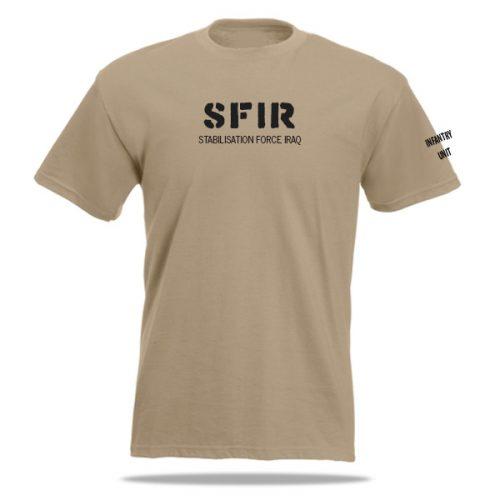 T-shirt SFIR Irak