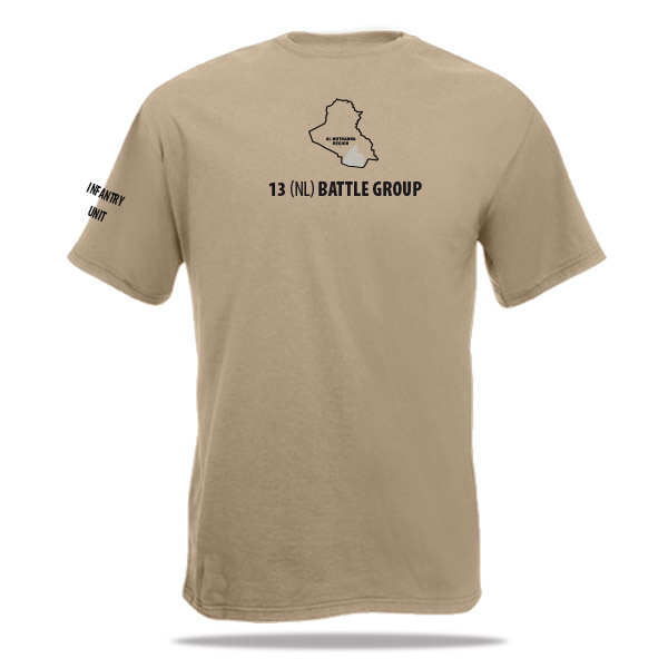 T-shirt Irakmissie