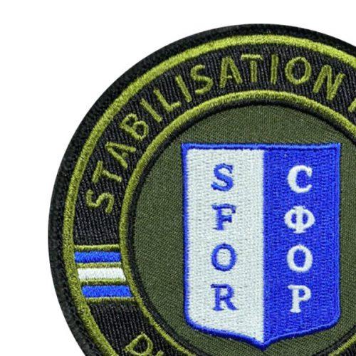 badge SFOR
