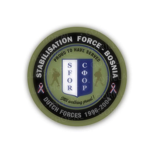 SFOR sticker