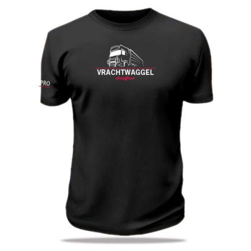 t-shirt vrachtautochauffeur