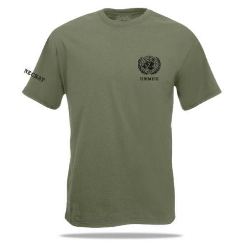 Eritrea UNMEE t-shirt