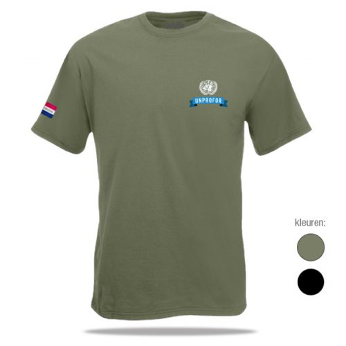 UNPROFOR t-shirt