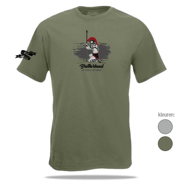 Veteraan t-shirt Brotherhood