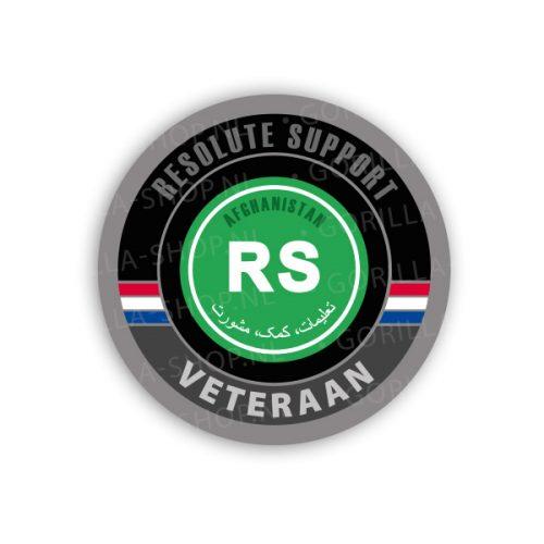 sticker Resolute support
