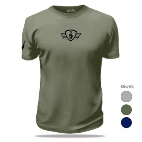 Defensie t-shirt veteraan