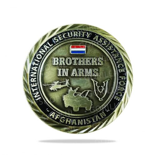 ISAF coin