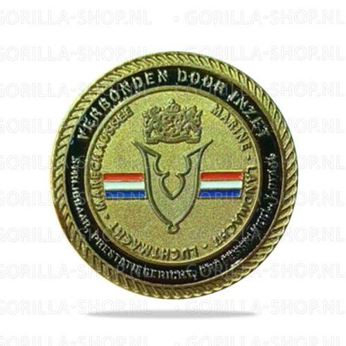 VN-coin veteranen