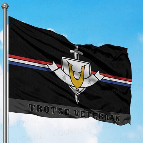 vlag, veteraan
