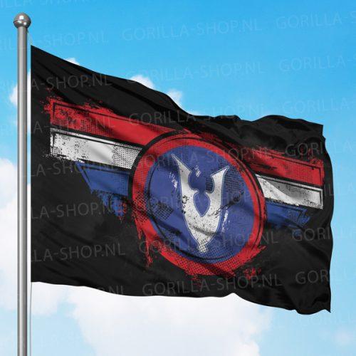 veteraan vlag