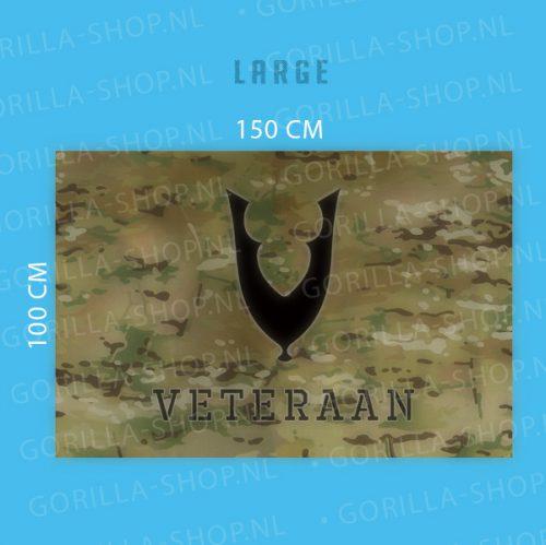 Multicam veteranenvlag
