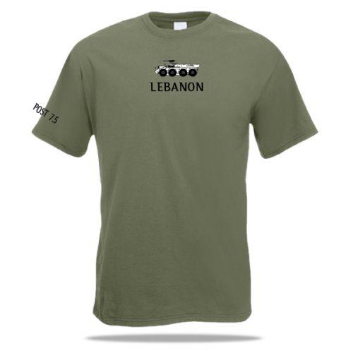 YP Libanon t-shirt UNIFIL
