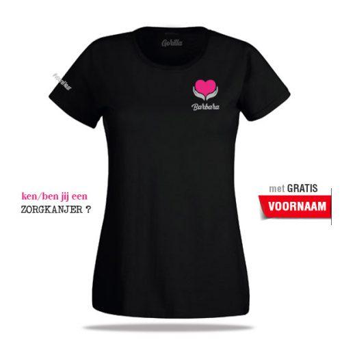 Zorgkanjer t-shirt