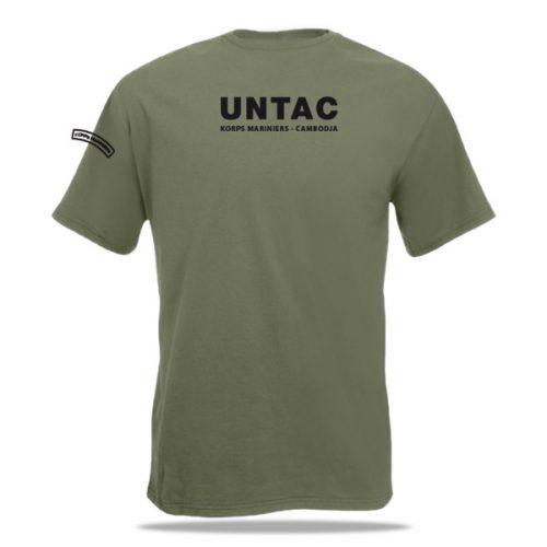 UNTAC t-shirt Cambodja