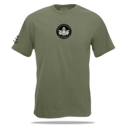 t-shirt Defensie Duikschool