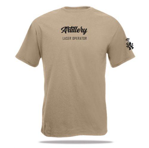 Khaki Whiskey artillerie