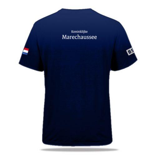 bedrukken t-shirt marechaussee