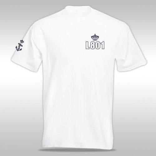 L801 Johan de Witt t-shirt