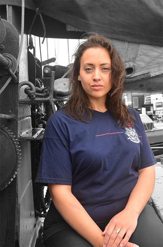 T-shirt Mariniers